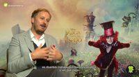 """James Bobin: """"Lewis Carroll es como los Monty Python, así que me resulta muy cercano"""""""
