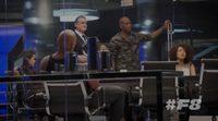 Vídeo del rodaje de 'Fast & Furious 8' con el reparto principal