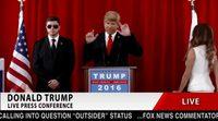 Tráiler de la parodia porno de Donald Trump, F*uck Donald