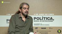 """Fernando León de Aranoa: """"Queríamos que esta película ayude a explicar lo que pasó en España dentro de diez años"""""""