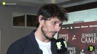 """Andrés Velencoso: """"Me encantaría estar nominado al Goya"""""""