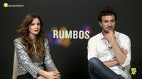 """Pilar López de Ayala: """"'Rumbos' son pedacitos cotidianos de la realidad"""""""