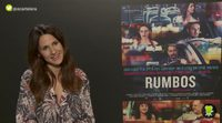 """Manuela Burló Moreno: """"Me siento muy orgullosa de la película que he hecho"""""""
