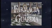 Cabecera 'Farmacia de guardia'