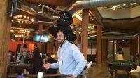 Ryan Anderson crea el Sombrero Seleccionador de 'Harry Potter'