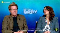 """Lindsey Collins ('Buscando a Dory'): """"El olvido de Dory es su fortaleza"""""""