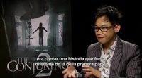Entrevista James Wan de 'Expediente Warren: El caso Enfield'