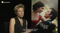 """Thea Sharrock ('Antes de ti'): """"Leí el guión y me enamoré de la historia de amor"""""""