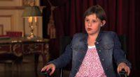 Entrevista Ruby Barnhill de 'Mi amigo el gigante'