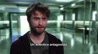 """Daniel Radcliffe: """"Michael Caine tiene mucha más energía que gente más joven"""""""
