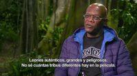 """Samuel L. Jackson ('La Leyenda de Tarzán'): """"Durante el rodaje de la película me he puesto mucho más en forma"""""""