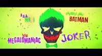 Spot 'Escuadrón Suicida' Joker