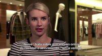 """Emma Roberts: """"'Nerve' es una película muy especial"""""""