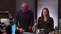Featurette Bruja Escarlata y Visión de 'Capitán América: Civil War'