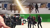 Featurette 'Captain America: Civil War' - How to shot superheroes battle