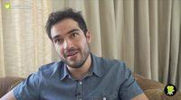"""Alfonso Herrera: """"La segunda temporada de 'Sense8' os va a volar la cabeza"""""""