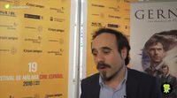 """Koldo Serra: """"'Gernika' tiene una vocación de película muy clásica"""""""
