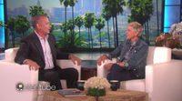 Crossover Woody y Dory en 'The Ellen DeGeneres Show'