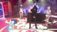 Corey Feldman, 'Bocazas' en 'Los Goonies' canta en Today Show