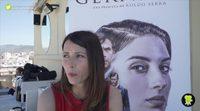 """Bárbara Goenaga: """"Películas como 'Gernika' hacen que te des cuenta de que le pasó a gente como tú hace no más de 80 años"""""""