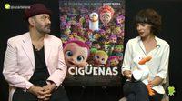 """José Corbacho ('Cigüeñas'): """"Esta película cuenta una historia de toda la vida de manera actualizada"""""""