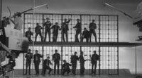 Baile 'El rock de la cárcel'