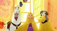 Teaser Tráiler 'Tangled: Before Ever After'