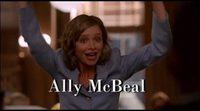 Opening Temporada 5 'Ally McBeal'