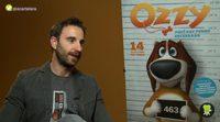 """Dani Rovira: """"Mi personaje en 'Ozzy' es más que un alivio cómico"""""""