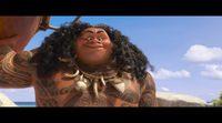 """'Moana' - """"Moana meets Maui"""" Clip"""