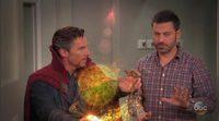 Sketch de 'Doctor Strange (Doctor Extraño)' en 'Jimmy Kimmel Live'