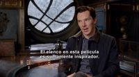 Clip 'Conoce al elenco' - 'Doctor Strange (Doctor Extraño)'