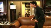 Ross y Rachel, escena final