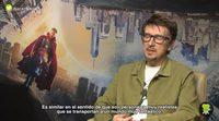 """Scott Derrickson: """"Tuve que impresionar a Marvel con mi visión de la película"""""""