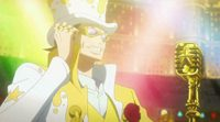 Clip 'One Piece Film Gold'