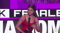 """Selena Gomez at the AMAs: """"I had everything and I was absolutely broken inside"""""""