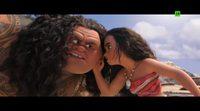 Clip español 'Vaiana' - Conoce a Maui
