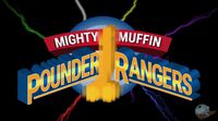 Parodia porno de 'Power Rangers': 'Mighty Muffin Pounder Rangers'