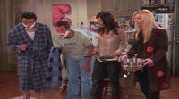 'Friends' hace su propio Mannequin Challenge