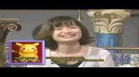 Ikue Otani, la actriz que dobla a Pikachu, imita al pokémon