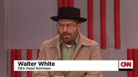 Walter White en 'Saturday Night Live'