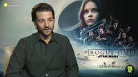 """Diego Luna: """"Mi personaje en 'Rogue One' no es necesariamente bueno, vive lleno de contradicciones"""""""