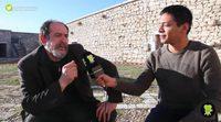 """Alain Hernández: """"Como actor no me interesa hacer cierto tipo de comedias españolas"""""""
