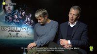 "Mads Mikkelsen y Ben Mendelsohn: ""Juntos somos La Estrella de la Muerte"""