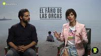 """Joaquín Furriel ('El faro de las orcas'): """"Los líderes políticos tienen un discurso absolutamente escindido de la realidad"""""""