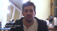 'Contratiempo': Videoblog Mario Casas