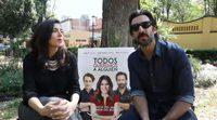 Entrevista con el elenco de 'Todos queremos a alguien'
