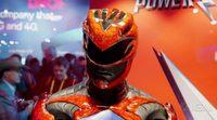'Power Rangers': Primer vistazo al traje del Ranger Rojo