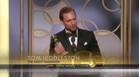 Globos de Oro 2017: Discurso de Tom Hiddleston