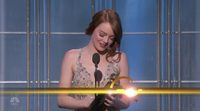 Emma Stone's speech - Golden Globes 2017